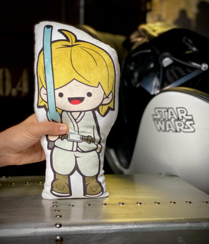 Almofada Luke Skywalker Serie Cute Icons: Star Wars - EV