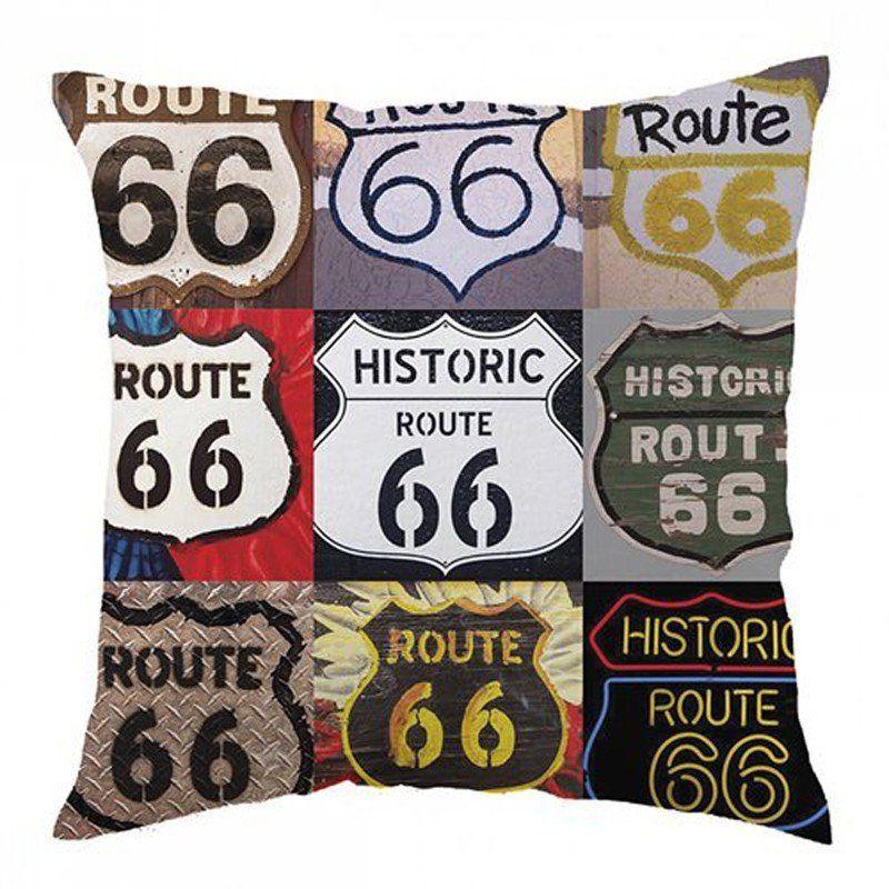 Almofada Média Route 66