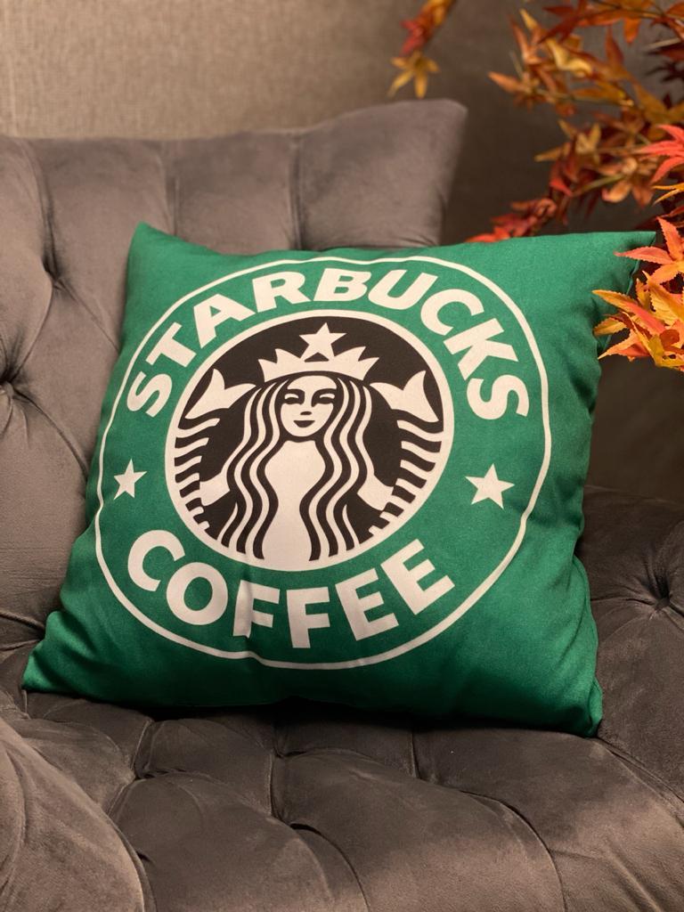 Almofada Média Starbucks Coffee