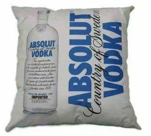 Almofada Média Vodka Absolut