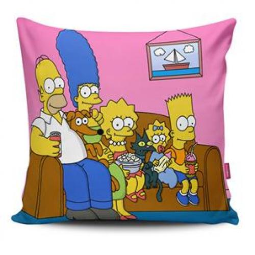 Almofada Os Simpsons (The Simpsons)