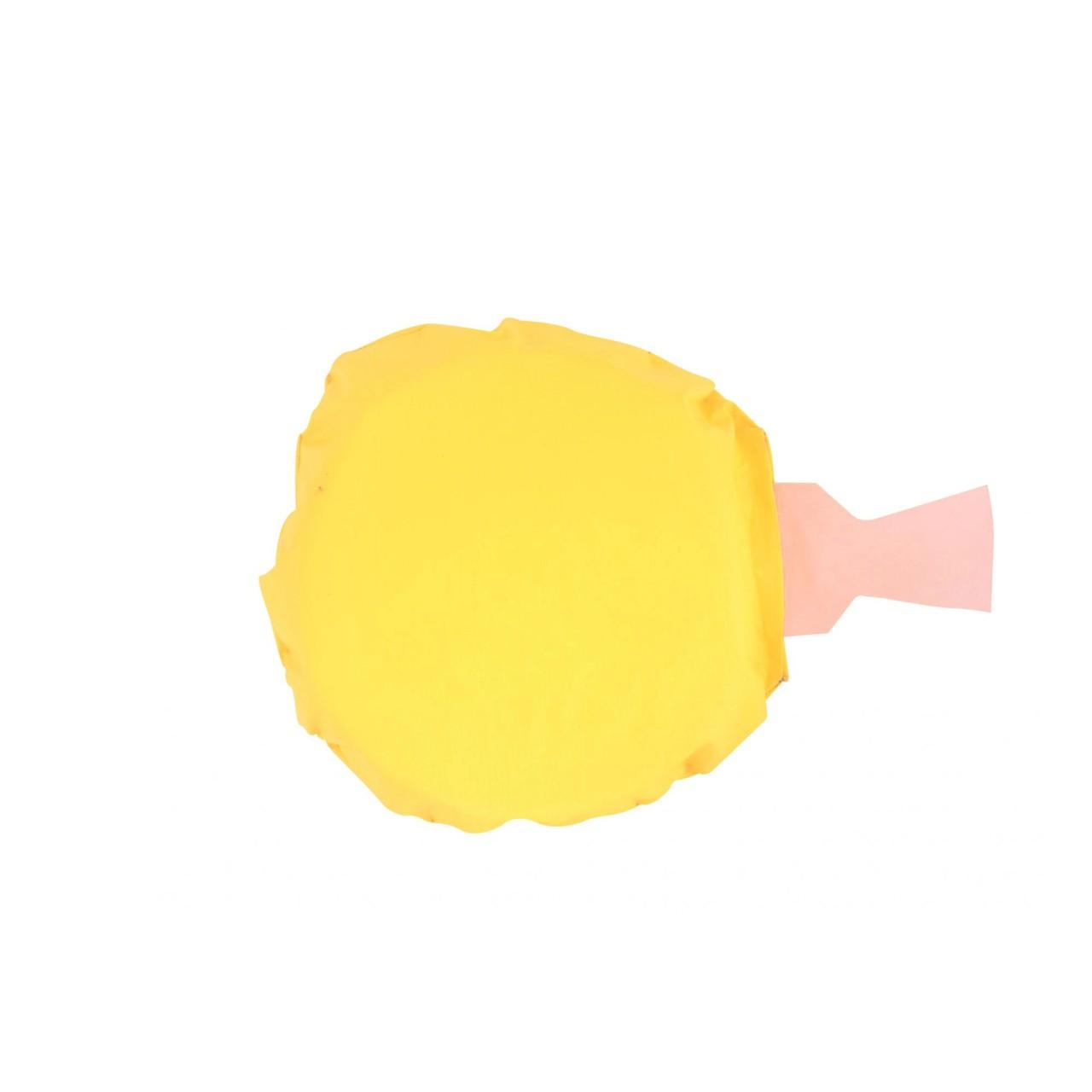 Almofada Peidofônica Amarela