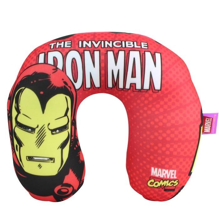 Almofada Pescoço Iron Man - Zona Criativa
