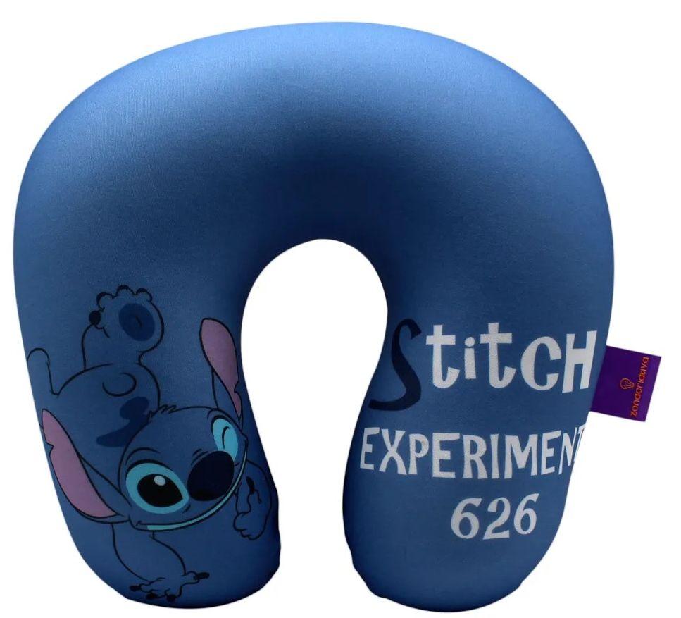 Almofada Pescoço Stitch: Lilo & Stitch (Disney)