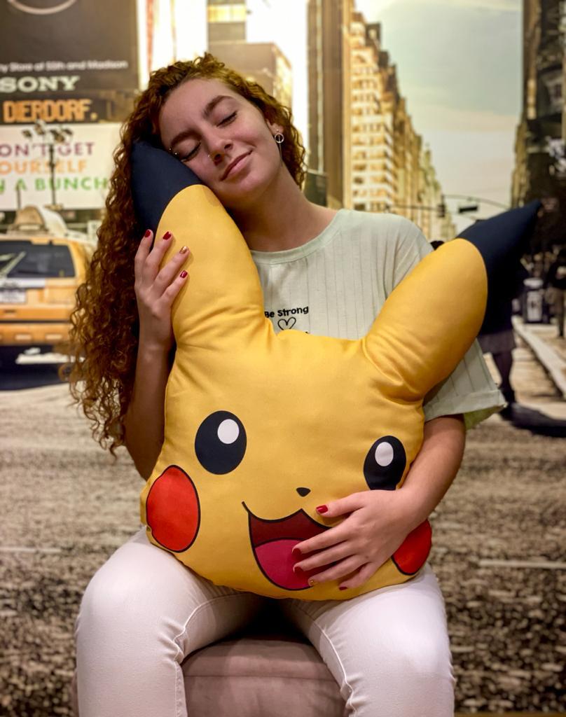 Almofada Pikachu: Pokémon - EV