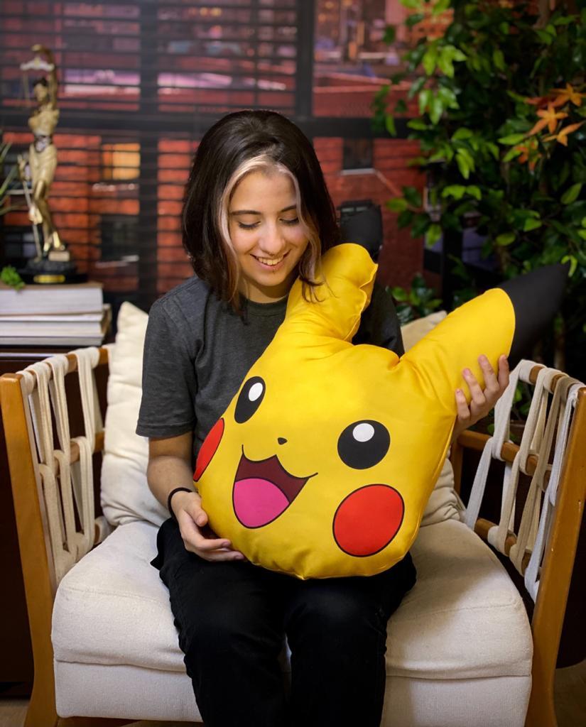 Almofada Pikachu: Pokémon -EV