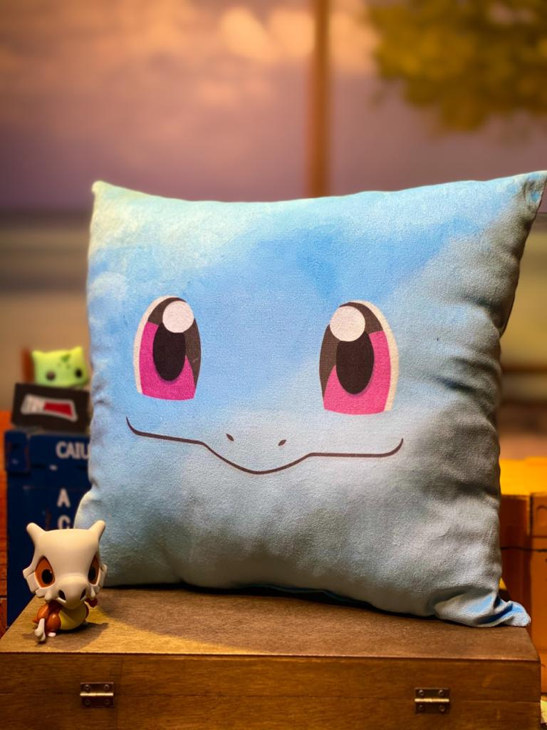 Almofada Squirtle: Pokémon