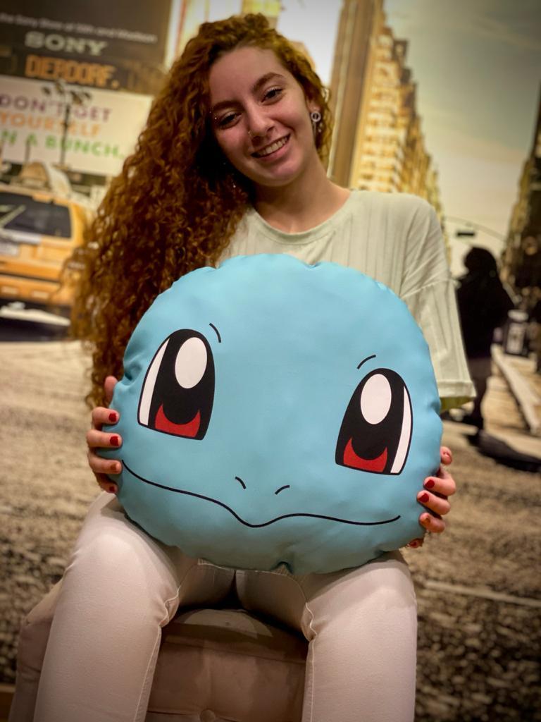 Almofada Squirtle: Pokémon - EV