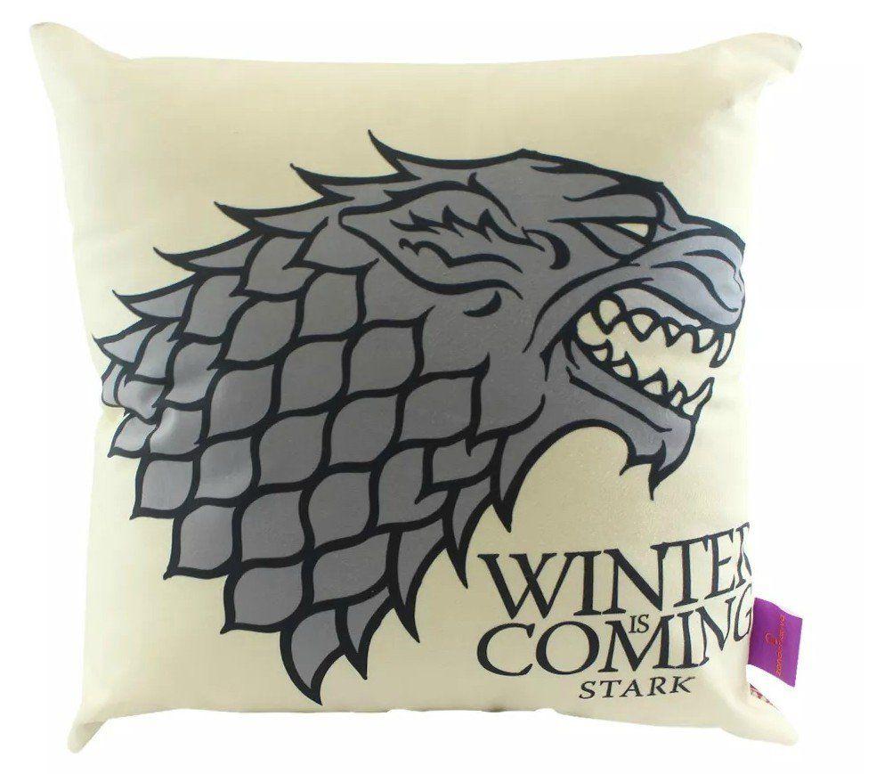 Almofada Stark: Game of Thrones