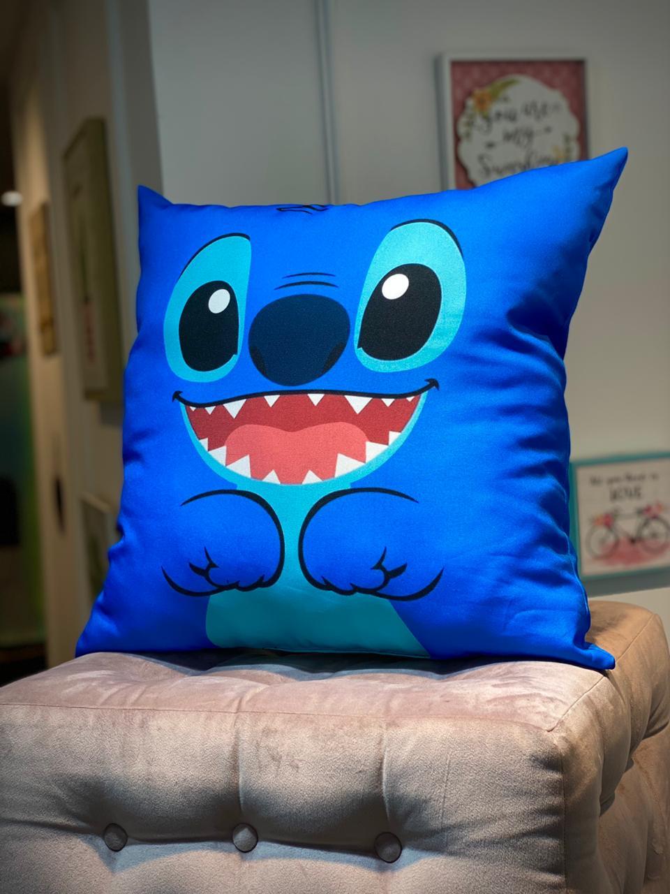 Almofada Stitch: Lilo & Stitch - Disney