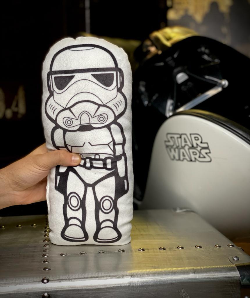 Almofada Stormtrooper Serie Cute Icons: Star Wars - EV