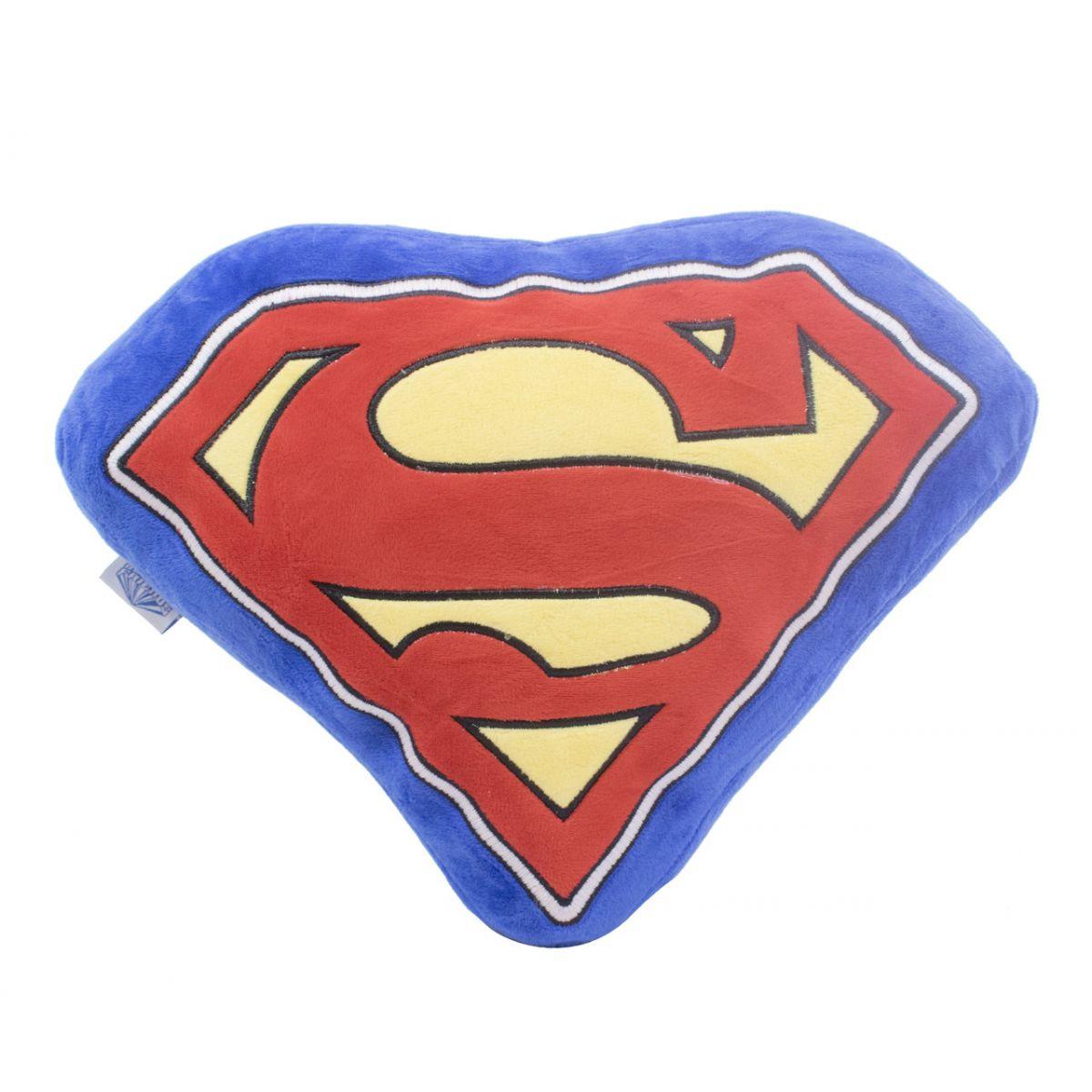 Almofada Superman Azul com Logo