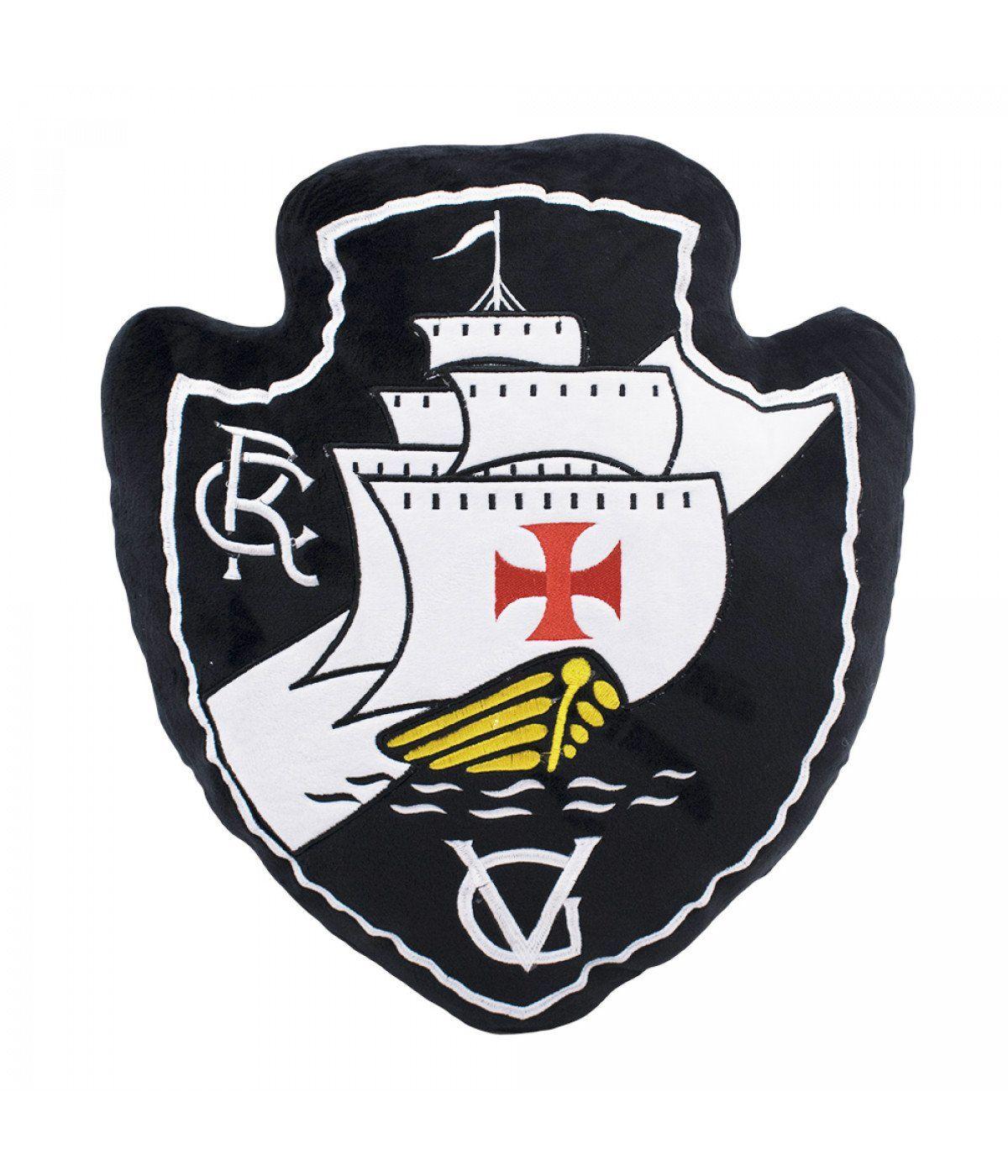 Almofada Vasco Brasão