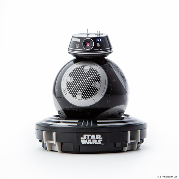 Andoid BB-9E Sphero App-Enabled Droid (Controle Remoto via Smartphone)
