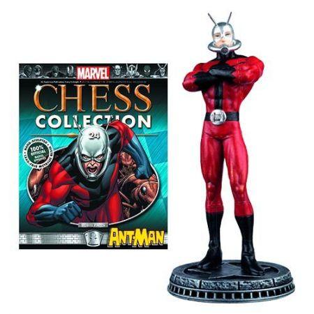 Ant-Man (Guerra Civil) Marvel Chess - Eaglemoss