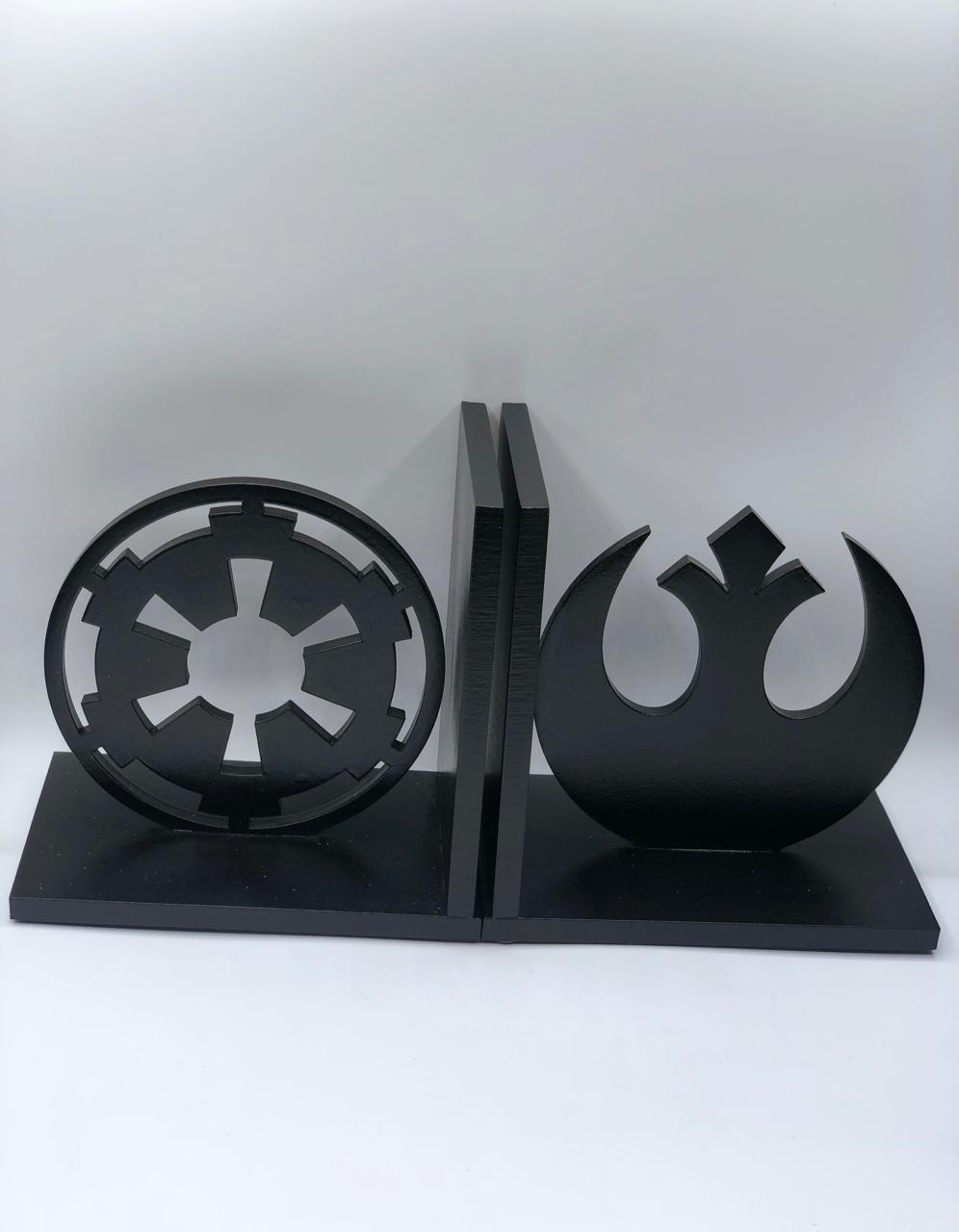 Porta Livro / Aparador de Livro Império Galático Rebeldes: Star Wars - EV
