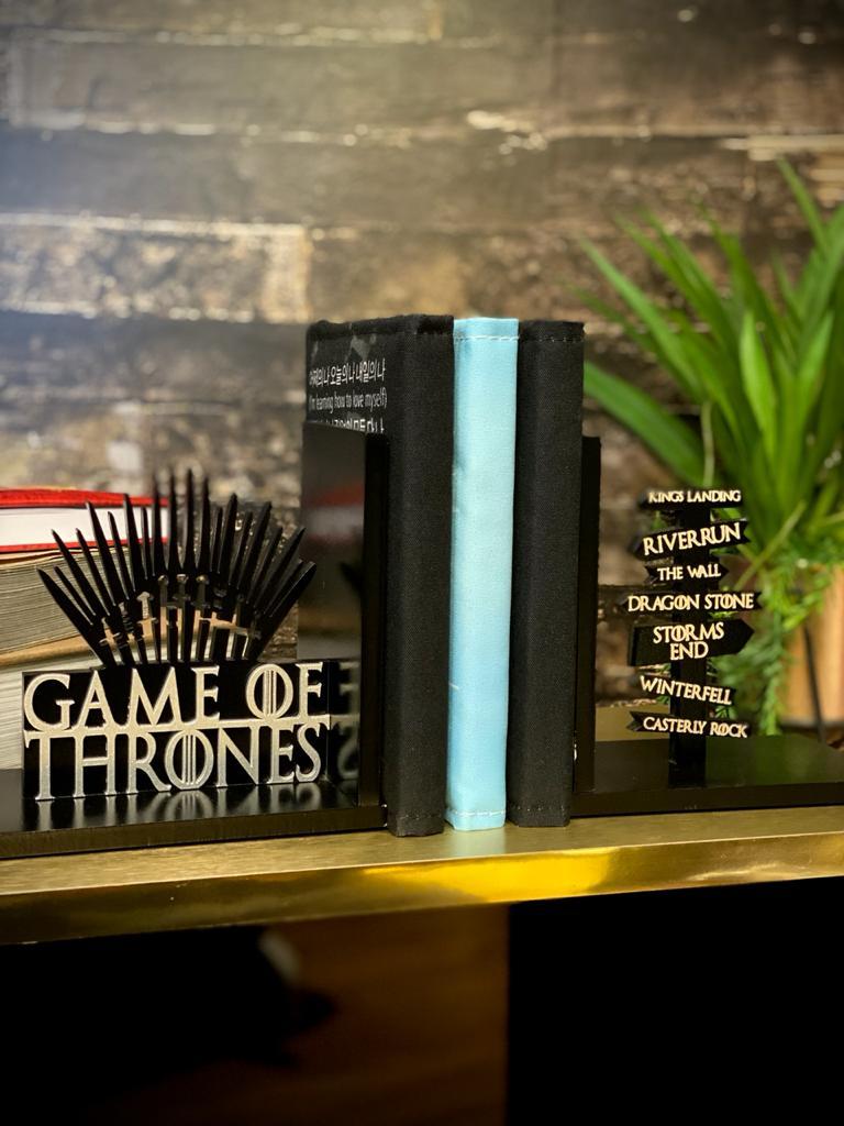 Aparador / Porta livro Game Of Thrones