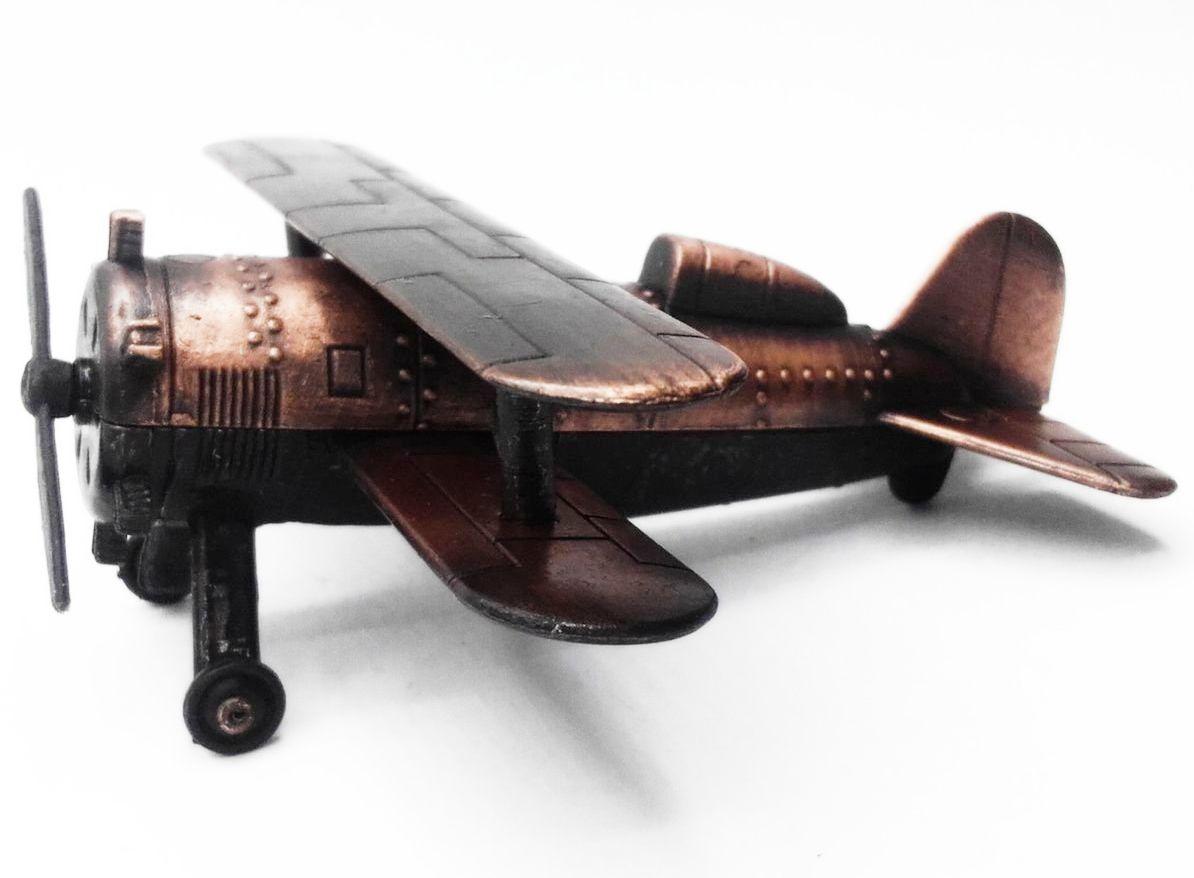 Apontador De Metal: Avião