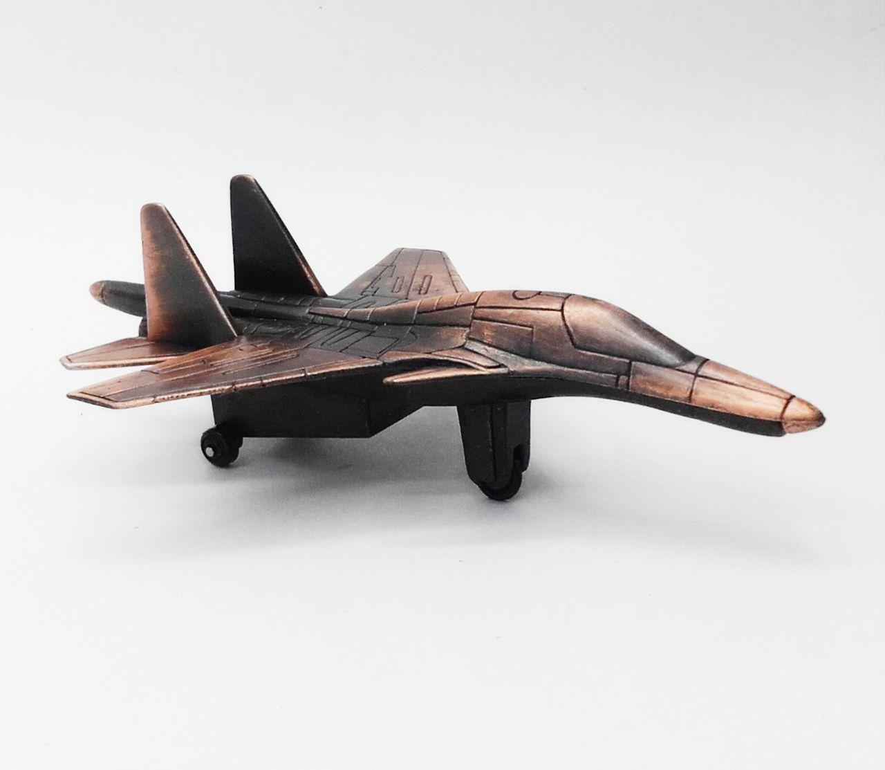 Apontador De Metal: Caça F-15