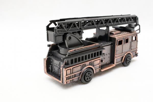 Apontador De Metal: Caminhão de Bombeiro NO. 189