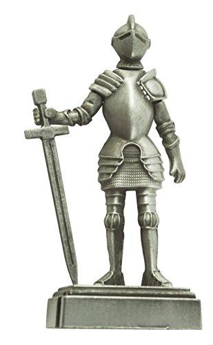 Apontador De Metal: Cavaleiro Templário NO. 9792