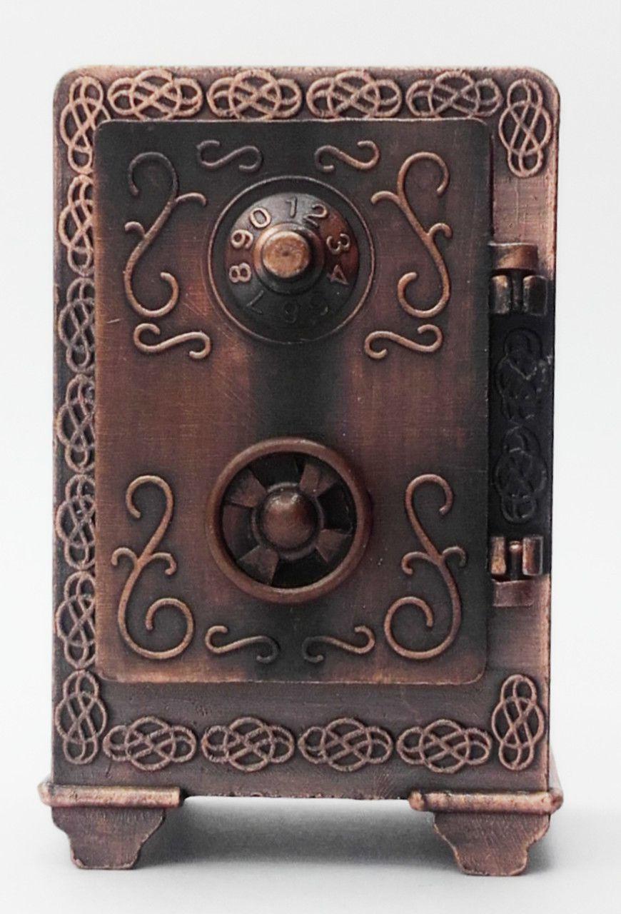 Apontador De Metal: Cofre NO.9638