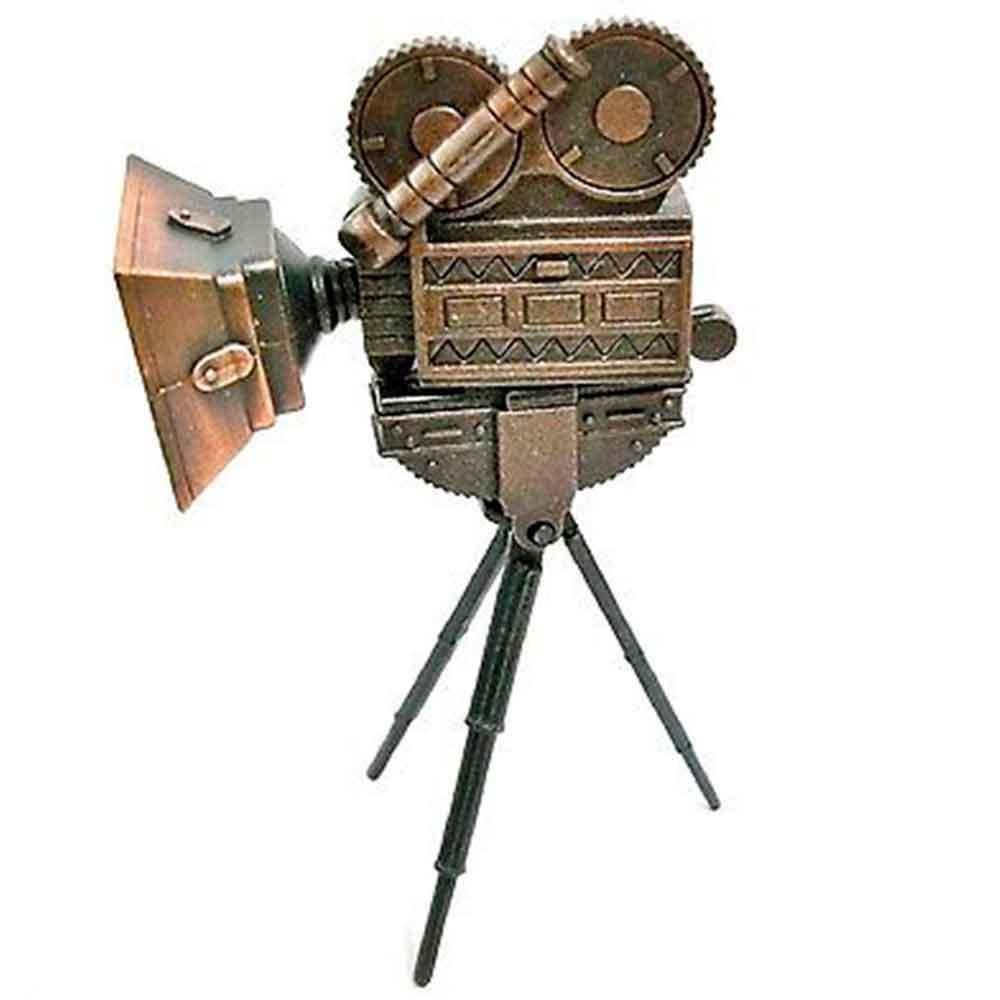 Apontador De Metal: Filmadora Retrô