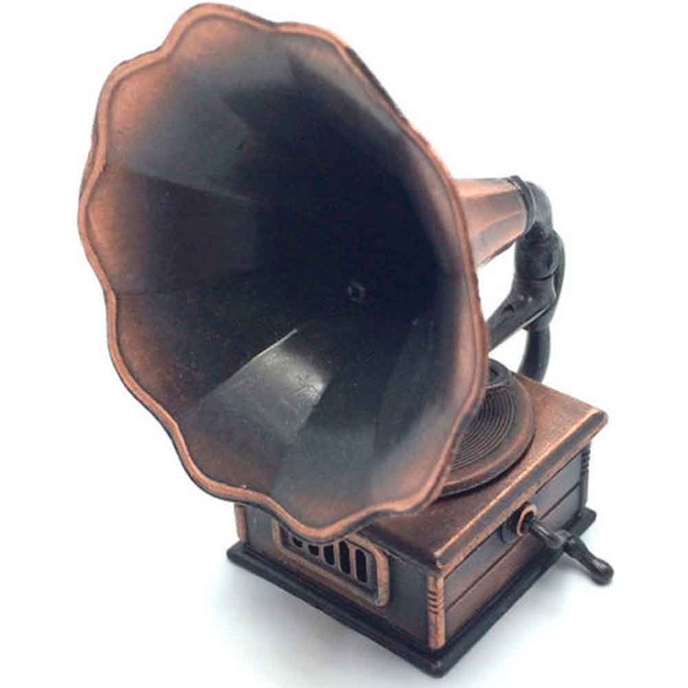 Apontador De Metal: Gramofone NO. 8753