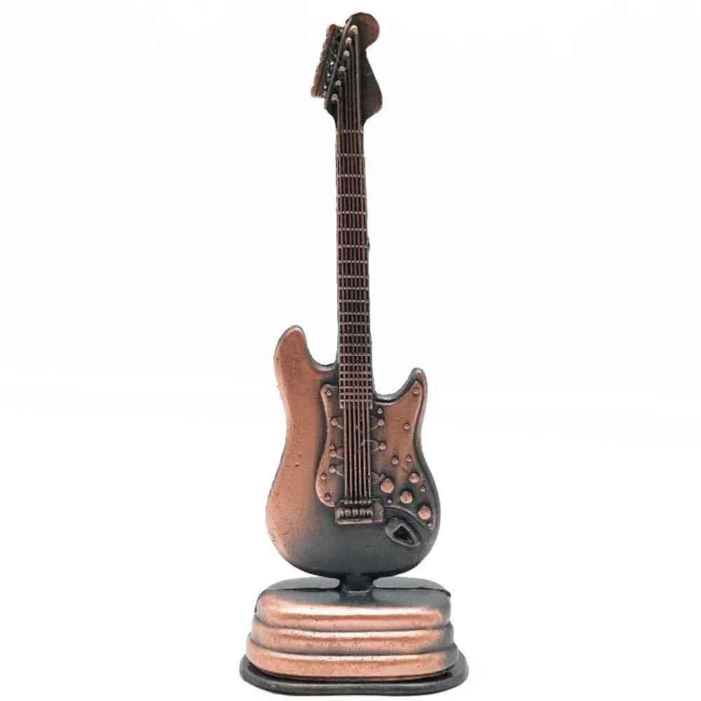 Apontador De Metal: Guitarra NO. 9647