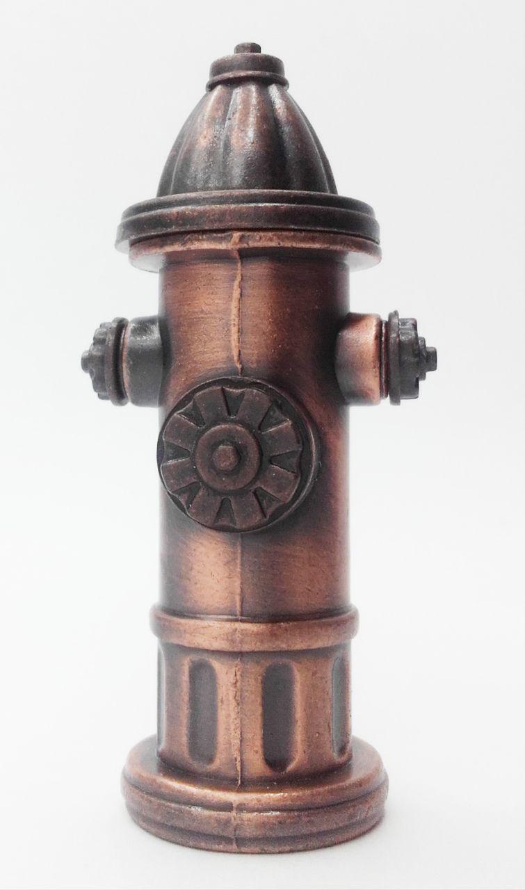 Apontador De Metal: Hidrante