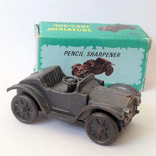 Apontador De Metal: Mercedes 1902 De Bronze NO. 331