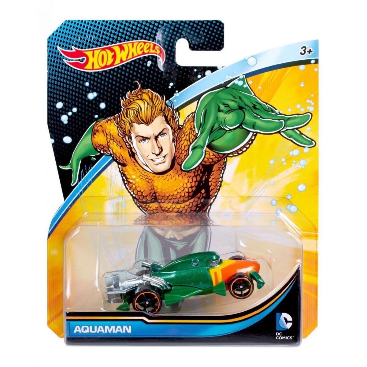 Aquaman - Hot Wheels