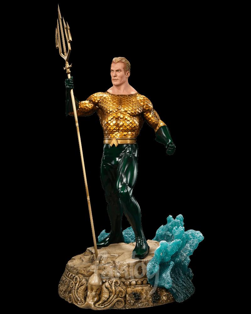 Aquaman Premium Format Estátua Escala 1/4 - Sideshow
