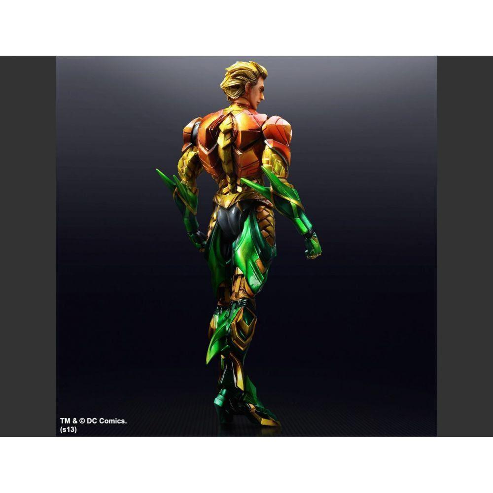 Aquaman Variant Square Enix - Play Arts Kai