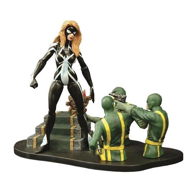 Boneco Spider-Woman: Marvel Select - Diamond Select