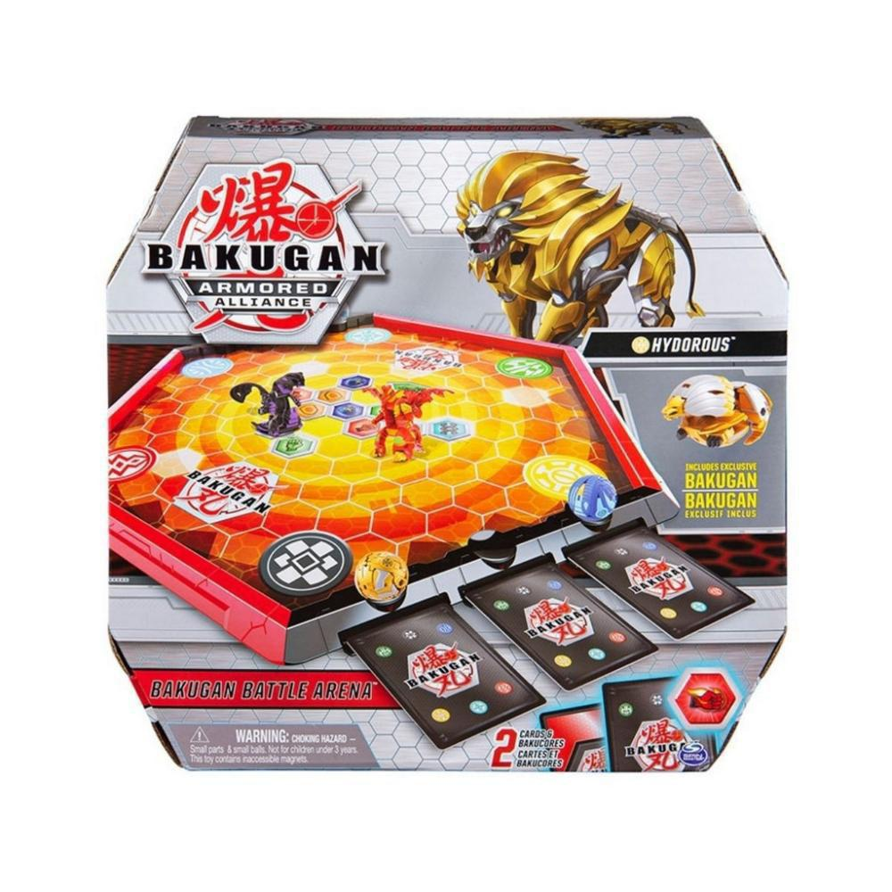Arena de Batalha Bakugan (Armored Alliance) Hydorous - Sunny