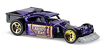 Aristo Rat Roxo - Hot Wheels