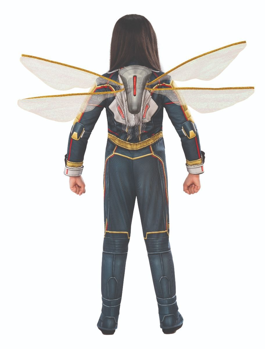 Asas Vespa: Homem-Formiga e a Vespa (Ant-Man and The Wasp) Acessório Fantasia - Rubies Costume - CD