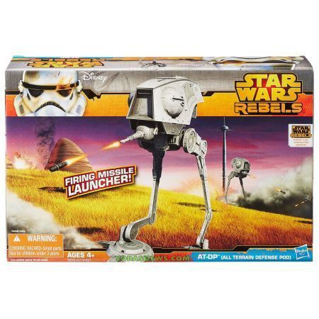AT-DP (All Terrain Defense Pod) Star Wars Rebels - Hasbro