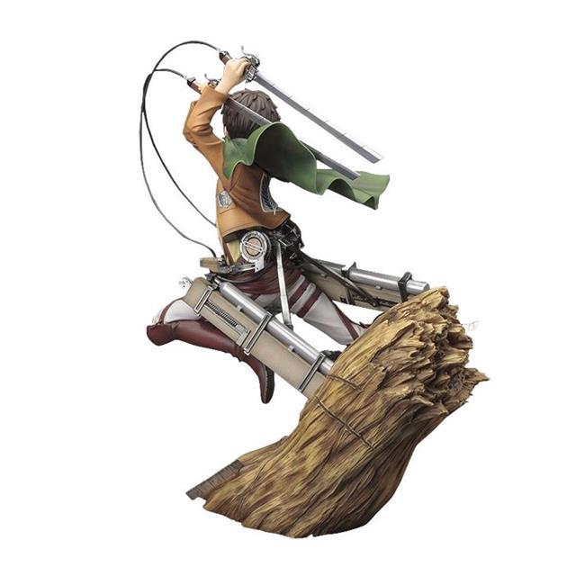 Attack on Titan Eren Yeager  Estatua - ArtFX
