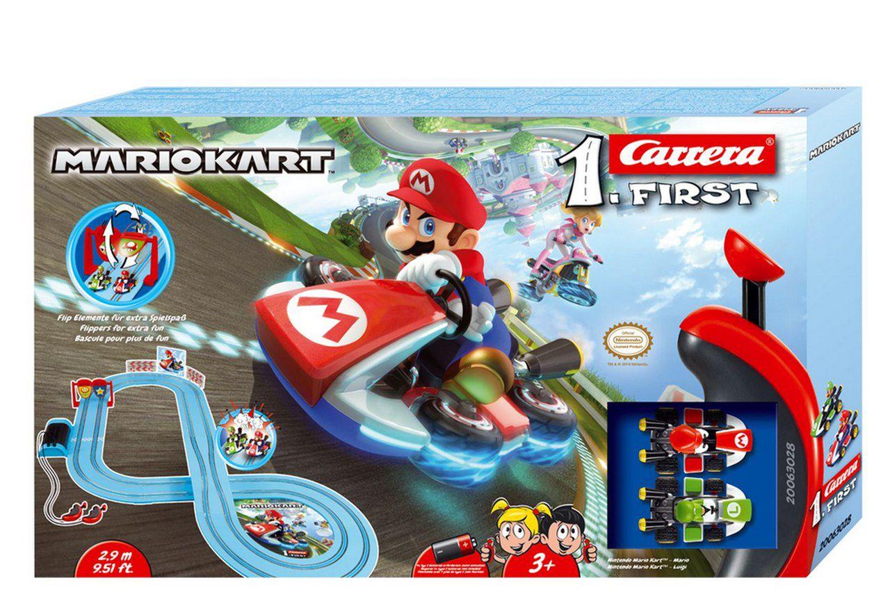 PRÉ VENDA: Autorama Mario Kart: Mario Kart (2,9 Metros) - Carrera