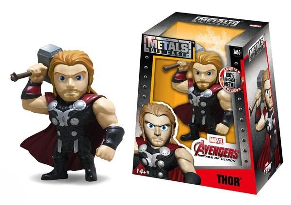 Metals Die Cast Thor: Vingadores (Avengers) (M60) - DTC
