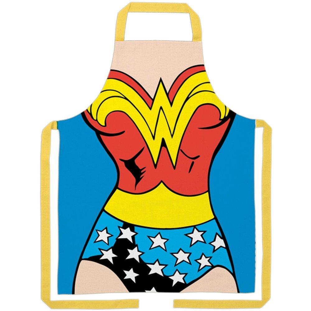 Avental Mulher Maravilha (Wonder Woman): DC Comics