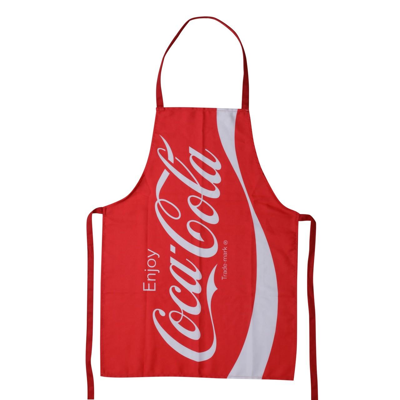 Avental: Coca Cola Vermelho - Urban