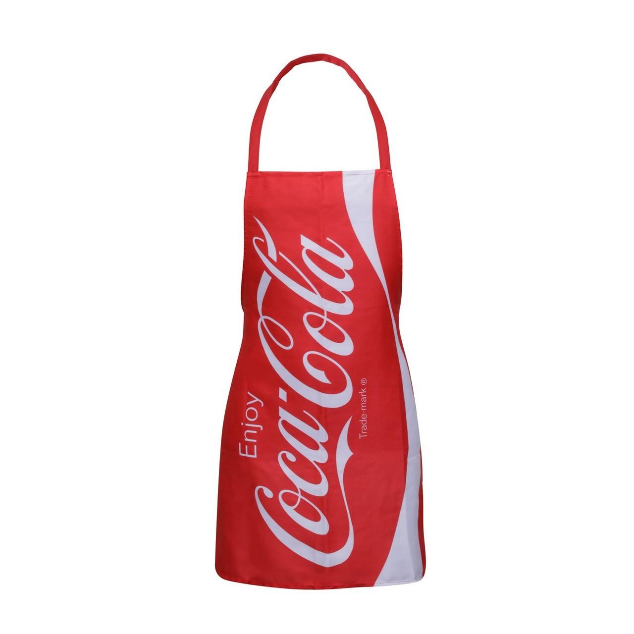 Avental: Coca Cola Vermelho - EV