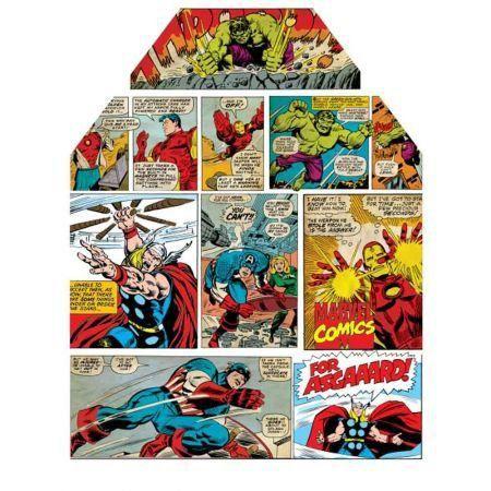 Avental Comics Colors - Marvel