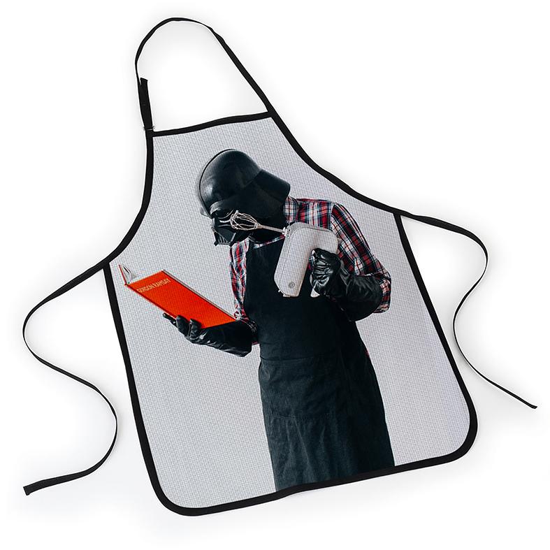Avental Darth Vader Cozinhando Star Wars - EV