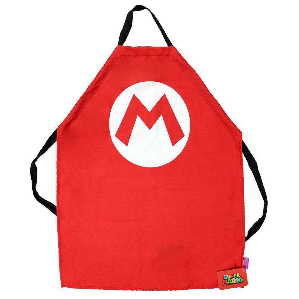 Avental Mario: Super Mario Bros