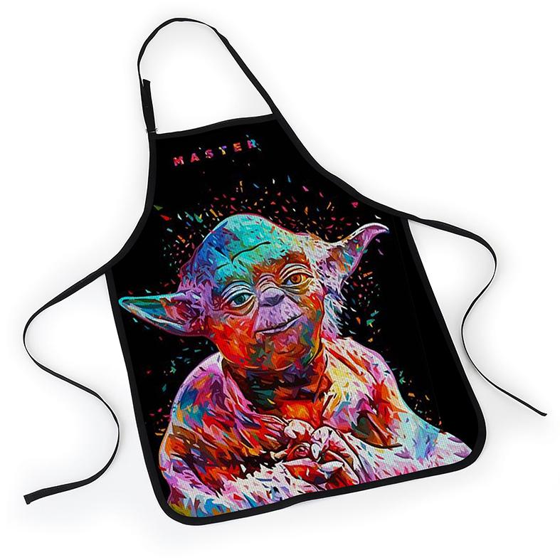 Avental Mestre Yoda Master Star Wars - EV