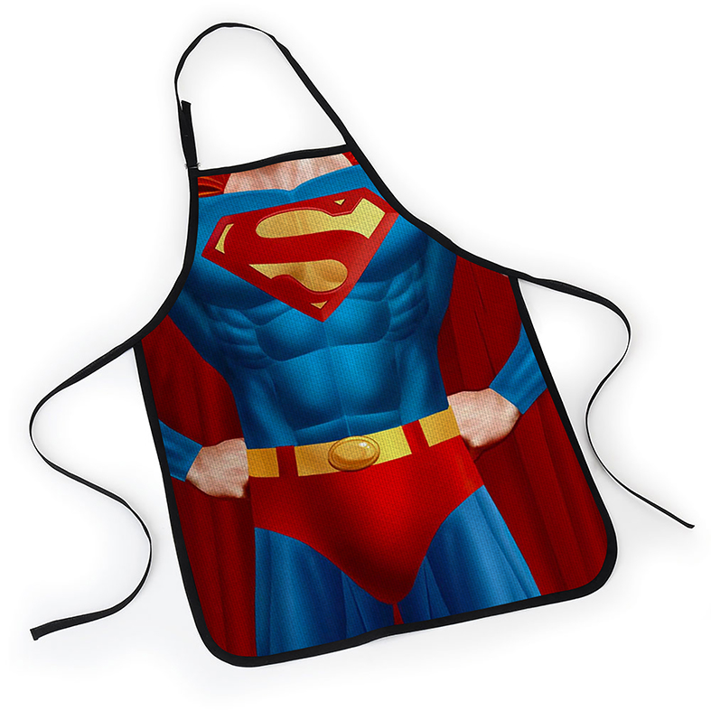 Avental Super Homem Corpo Superman DC Comics - EV